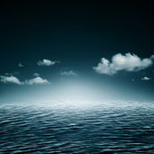 Water symphony. Abstract natural backgrounds — Stock Photo