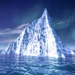 Stock Photo: Iceberg. Abstract eco backgrounds for your design