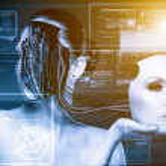 CyberFashion. Abstract techno backgrounds — Stock Photo #27939145