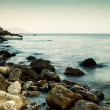 Sleeping sea, abstract natural landscape for your design — Stock Photo