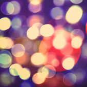 Abstract holidays backgrounds with beauty bokeh and lights — Stock Photo