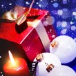 Abstract Christmas background for your design — Stock Photo #36352919