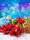 Christmas backgrounds — Stock Photo