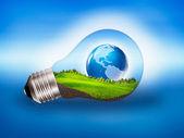 Eco Energy backgrounds — Stock Photo