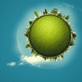 Green Planet — Foto Stock