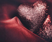 Abstract grungy Valentines backgrounds — Stock Photo