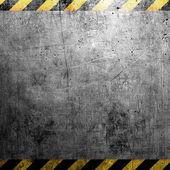 Industrial grungy steel plate — ストック写真