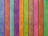 Colored wood — Stock Photo