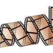 Filmstrip - Foto Stock