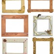 Stock Photo: Frames