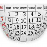Calendar — Stock Photo #19111669
