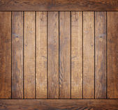 Wood texture. background old panels — Photo