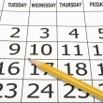 Calendar — Stock Photo #29090901