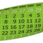 Calendar — Stock Photo #29091241