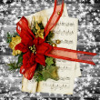 Christmas wreath — Stockfoto #36161893