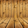 Stock Photo: Wood texture. Background old panels