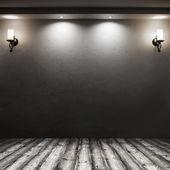 Room interior — Stock Photo