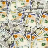 Big pile of money. — Stock Photo