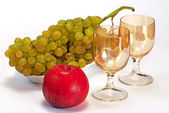 多彩健康新鲜水果 — 图库照片