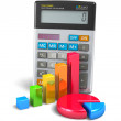 Business finance, banking and accounting concept — Stock Photo #13408656