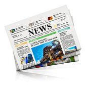 Periódicos — Foto de Stock