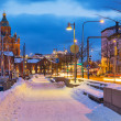 Winter in Helsinki — Stock Photo #16932305