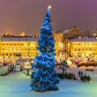 Christmas in Helsinki, Finland — Stock Photo #18028515
