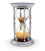 старинные песочные часы — Стоковое фото
