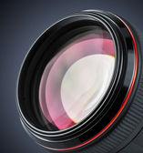 Professional camera lens — Stock Photo