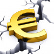 Royalty-Free Stock Photo: Financial crisis in European Union