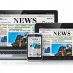 Mobile media devices — Stock Photo