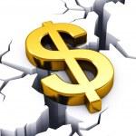 Financial crisis concept — Stock Photo #23185924