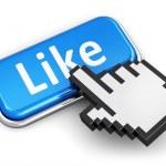 Social media concept — Stockfoto #24893873
