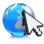 Internet concept — Stock Photo #25273593