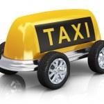 Постер, плакат: Taxi concept