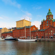 Old Town in Helsinki, Finland — Stock Photo #25273933