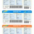 Air tickets — Stock Photo #27572087
