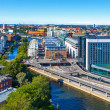 Aerial panorama of Stockholm, Sweden — Stock Photo #29395477