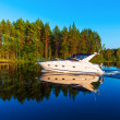 Summer in Finland — Stock Photo