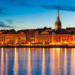 The Old Town in Stockholm, Sweden — Stock Photo #31626673