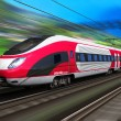 High speed train — Stock Photo #31627421