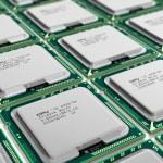 Modern processors — Stock Photo #32145477