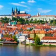 Scenery of Prague, Czech Republic — Stock Photo