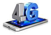 4G LTE wireless technology concept — Stockfoto