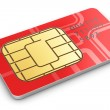 SIM card — Stock Photo #34607995