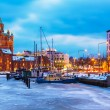 Stock Photo: Winter in Helsinki, Finland