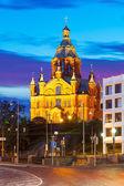 Catedral de uspenski en helsinki, finlandia — Foto de Stock