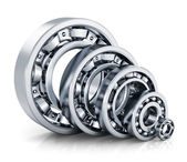 Ball bearings — Stock Photo
