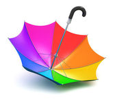Rainbow umbrella — Stock Photo