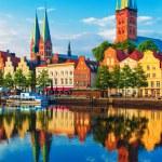Lubeck, Germany — Stock Photo #47218595